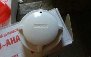 Дымовые и тепловые датчики пожарной сигнализации: виды и схемы подключения