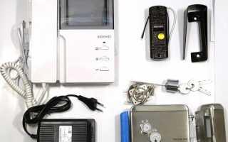 Как правильно установить видеодомофон в квартире и частном доме