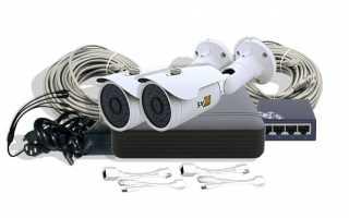 Цифровое видеонаблюдение — особенности системы цифровых камер
