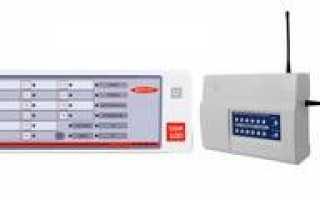 Возможности приемно-котрольных приборов охранных сигнализаций – работа ПКП