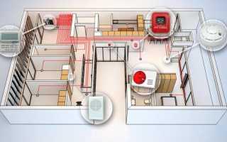 Нормы проектирования пожарной сигнализации