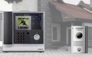 IP видеодомофон: интеграция с видеонаблюдением