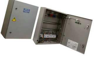 Шкаф пожарной сигнализации ШПС — для чего он нужен?