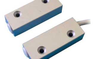 Извещатель магнитоконтактный — основной компонент охранной сигнализации