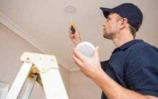 Пожарная сигнализация в квартире: особенности монтажа, инструкция, виды и отзывы