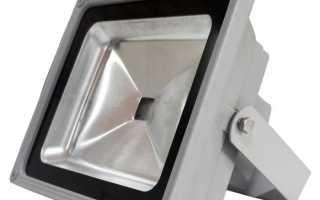 ИК прожекторы для видеонаблюдения — для чего нужны и как сделать своими руками?