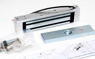 Какие тонкости необходимо знать для подключения электромагнитного замка