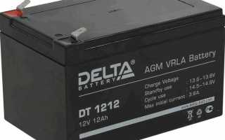 Аккумулятор для охранной сигнализации — Как выбрать?