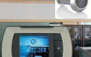 Самодельная система видеонаблюдения, собранная из нескольких компонентов .