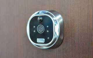Преимущества и критерии выбора современных Wi-Fi видеоглазков для входной двери