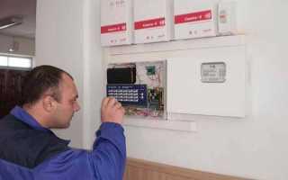 Когда требуется ремонт и замена элементов системы охранно-пожарной сигнализации?
