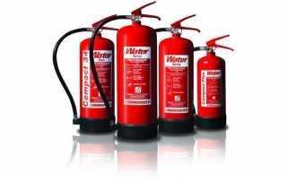 Какие огнетушители используют для тушения электроустановок и электропроводки?