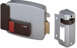 Электрозамок на дверь: плюсы и минусы, критерии выбора