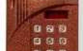 Домофон Laskomex: коды помогут настроить без особого труда оборудование