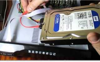 Виды видеорегистраторов систем видеонаблюдения