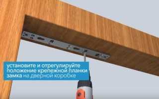 Как выбрать электромагнитный замок на входную дверь