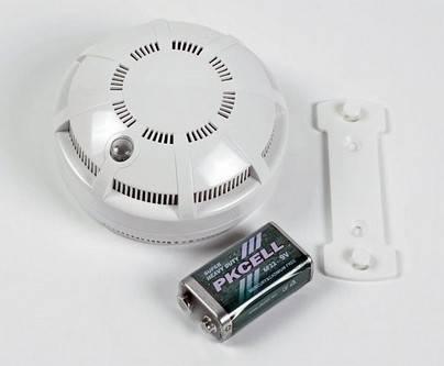 Автономный датчик пожарной сигнализации, это датчик работающий без прибора