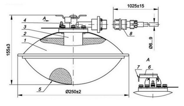 Схема модуля Буран