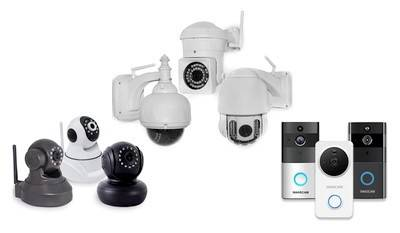 Wi Fi videokamery