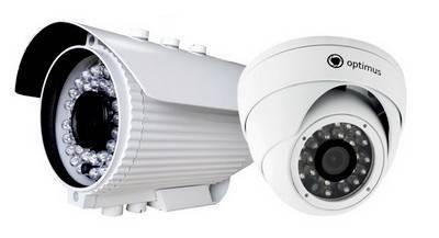 AHD kamery